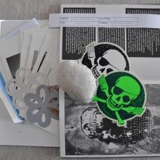 Melissa Huddleston, 5/6/2018, 3 items, Objects loose inside